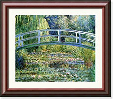Lily Pond - Claude Monet